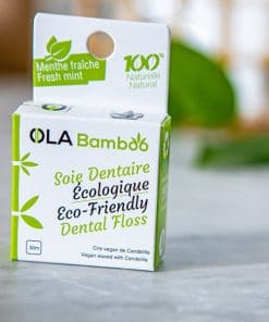 Fresh mint Eco-friendly Dental Floss