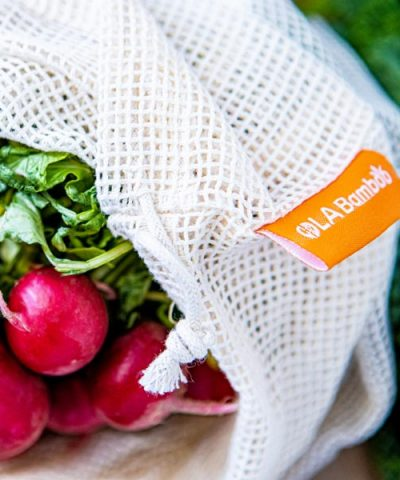 reusable produce bags for fruits