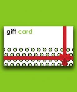 e-Gift Card online