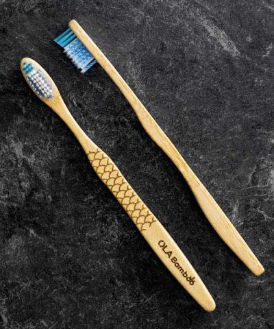 Brosses à dents en bambou homme