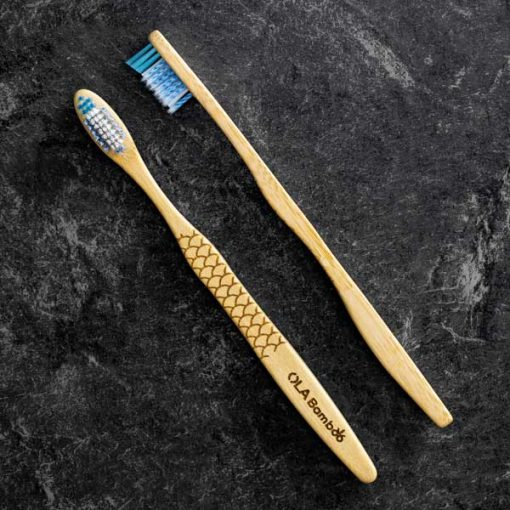 Brosses à dents en bambou homme