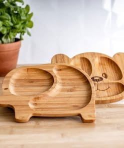 bamboo plate for baby