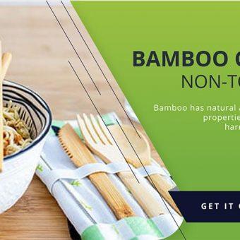 Reusable Chopsticks - Bamboo