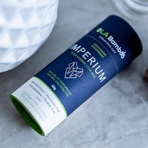Canadian Made Natural Deodorant